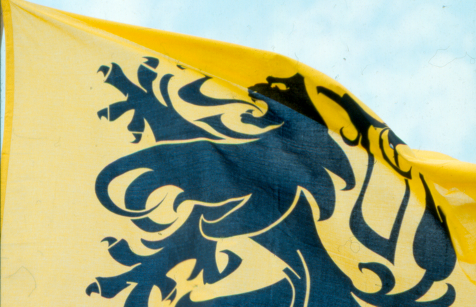 leeuwenvlaggen