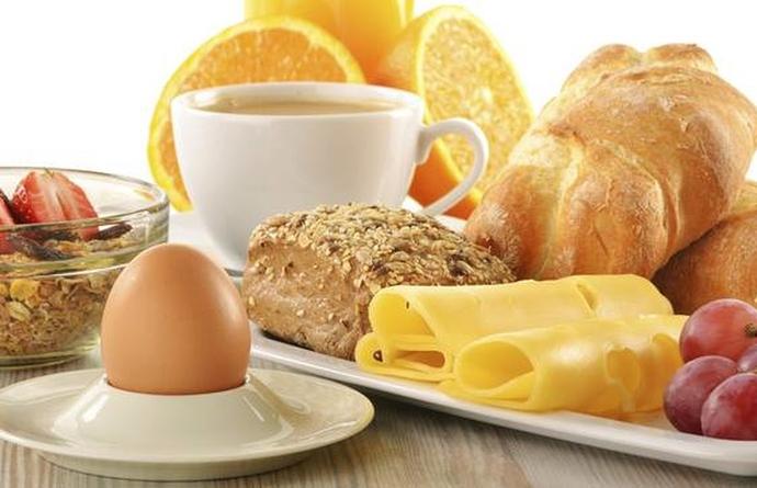 ontbijten op 11 juli