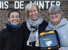 Adinda Van Gerven, Inez Ven en Martine Willemen