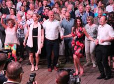 Dansen tijdens Brasschaat Klassiek