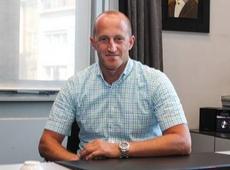burgemeester Koen Verberck