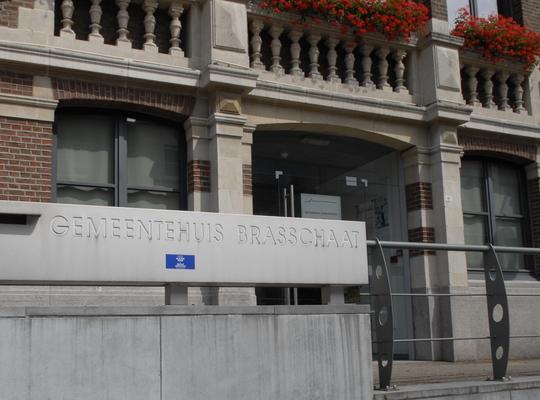 gemeentehuis Brasschaat