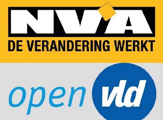 Coalitie Brasschaat N-VA + Open VLD