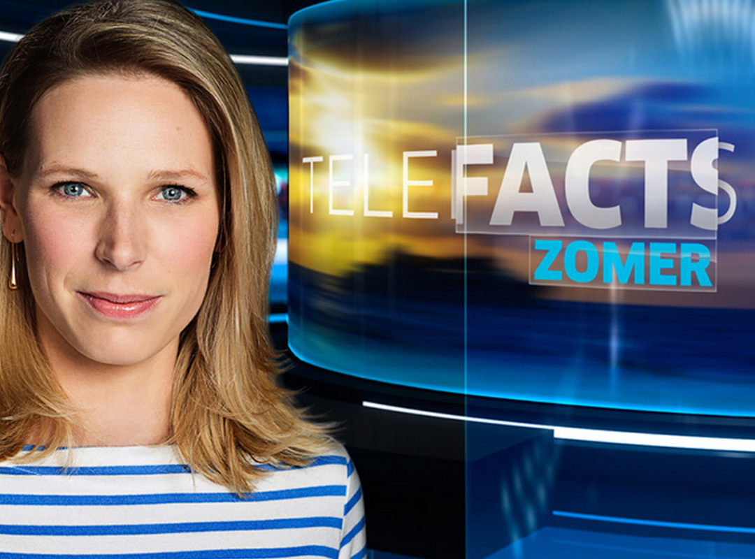 Telefacts met Julie Colpaert