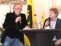 Paul Jambers geïnterviewd door bestuurslid Carl Huybrechts